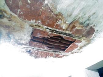 Reparaciones en forjados de hormigón armado