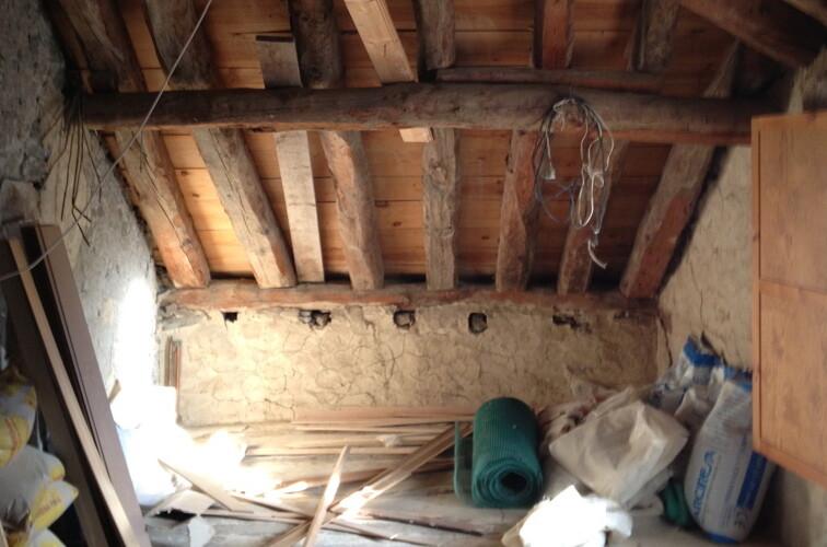rehabilitacion-vivienda-casa-pirineo-cubierta-madera