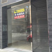fachada-local-reformado-zaragoza-cristal-metal
