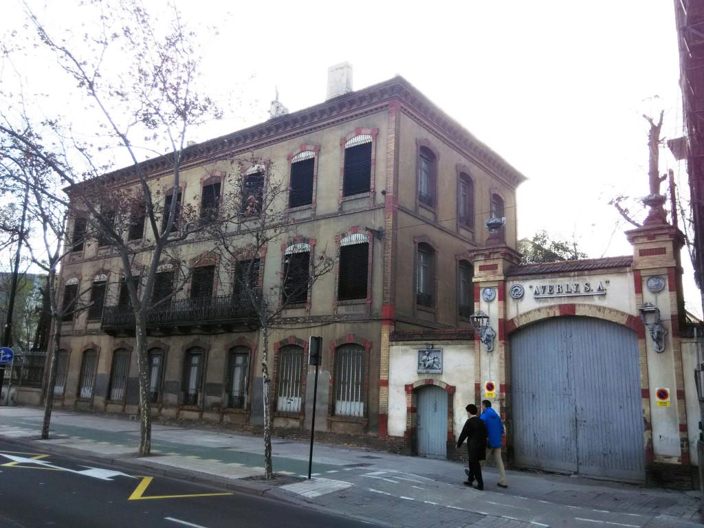Patrimonio de Zaragoza olvidado: Fábrica Averly.